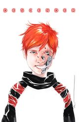 Couverture Descender, tome 3