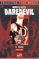 Couverture Jaune - Daredevil (100 % Marvel), tome 3