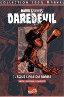 Couverture Sous l'aile du diable - Daredevil (100 % Marvel), tome 1