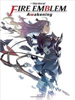 Couverture The Art of Fire Emblem: Awakening
