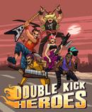 Jaquette Double Kick Heroes
