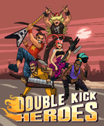 Jaquette Double Kick Heroes