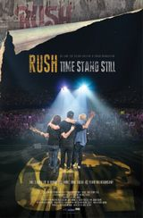 Affiche Rush: Time Stand Still