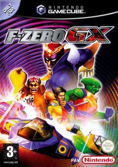 Jaquette F-Zero GX