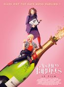 Affiche Absolutely Fabulous, le film