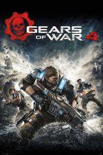Jaquette Gears of War 4