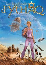 Couverture Le Joyau du génie - Les Naufragés d'Ythaq, tome 14