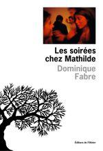 Couverture Les soirées chez Mathilde