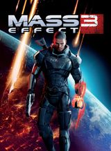 Jaquette Mass Effect 3
