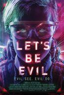 Affiche Let's Be Evil