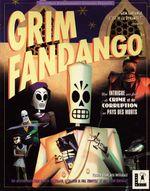 Jaquette Grim Fandango