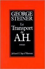 Couverture Le Transport de A.H.