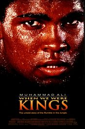 Affiche When We Were Kings