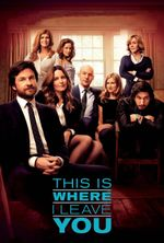 Affiche This Is Where I Leave You