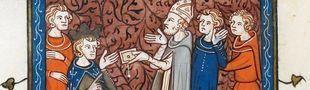 Cover Catalogue des manuscrits enluminés médiévaux consultables sur Internet