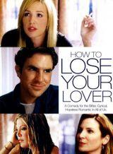 Affiche 50 façons de perdre l'amour