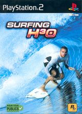 Jaquette Surfing H3O
