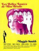 Affiche Les Belles Années de miss Brodie