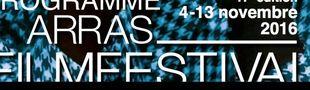 Cover Programmation de l'Arras Film Festival 2016