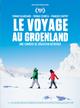 Affiche Le Voyage au Groenland