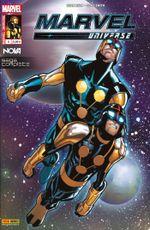 Couverture La Flamme vacille - Marvel Universe (Marvel France 4e série), tome 5