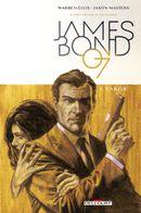 Couverture VARGR - James Bond, tome 1