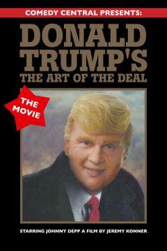 Affiche L'art de faire des affaires par Donald Trump : le film