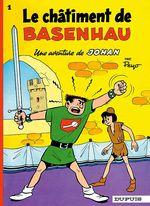 Couverture Le Châtiment de Basenhau - Johan et Pirlouit, tome 1