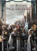 Couverture À la lumière du chaos - Les Maîtres Inquisiteurs, tome 6
