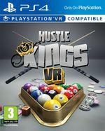 Jaquette Hustle Kings VR