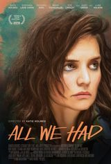 Affiche All We Had
