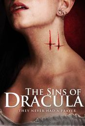 Affiche The Sins of Dracula