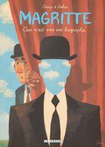 Couverture Magritte