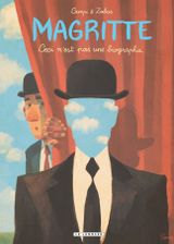 Couverture Magritte