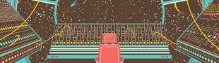 Cover Images sonores du panorama cosmique : la musique planante électronique