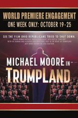 Affiche Michael Moore in TrumpLand