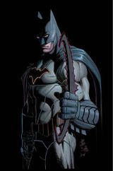 Couverture All Star Batman Vol. 1: My Own Worst Enemy