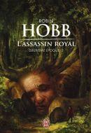 Couverture L'Assassin Royal - Seconde époque, tome 2