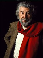 Photo Alain Robbe-Grillet