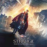Pochette Doctor Strange (OST)
