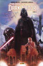 Couverture La Guerre Shu-Torun - Star Wars : Dark Vador, tome 3