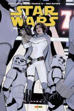 Couverture Prison rebelle - Star Wars (2015), tome 3