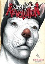 Couverture Virgin Dog Revolution, volume 2