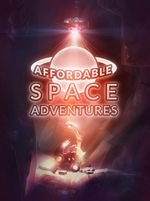 Jaquette Affordable Space Adventure