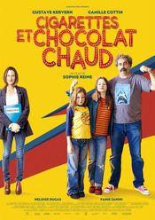 Affiche Cigarettes et chocolat chaud
