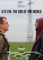 Affiche 4h15 fin du monde