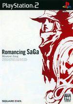 Jaquette Romancing SaGa