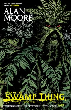 Couverture Saga of the Swamp Thing : Book Four.