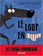 Couverture Le Loup en slip, tome 1