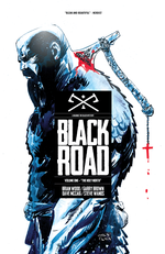 Couverture Black Road Volume 1: The Holy North